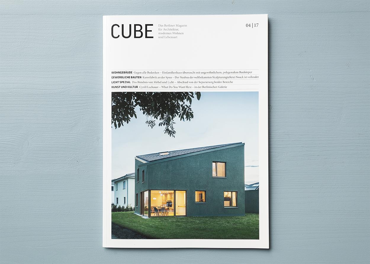 Haus P Veröffentlicht Im CUBE Magazin! U2013 Project